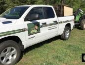 truck,tractor,unload bear,June11,2019,IMG_0946